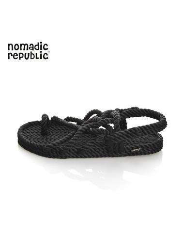 Nomadic Republic Ayakkabı Siyah